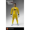 Manchester United 1/6 Scale Collectible Action Figurines DAVID DE GEA Art Edition Away Kit