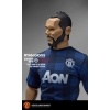 Manchester United 1/6 Scale Collectible Action Figurines RYAN GIGGS Art Edition Away Kit