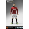 Manchester United 1/6 Scale Collectible Action Figurines WAYNE ROONEY Art Edition Home Kit