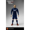 Manchester United 1/6 Scale Collectible Action Figurines WAYNE ROONEY Art Edition Away Kit