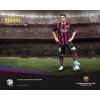 Barcelona 1/6 Scale Collectible Action Figurines LIONEL MESSI Home ZC150