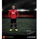 Manchester United 1/6 Scale Collectible Action Figurines ROONEY Home ZC110 (Black)