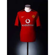 MANCHESTER UNITED Football Club Season 2002/2004 Official NIKE Home Kit - New with Tag - Size XL UK