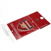 ARSENAL Football Club Official Window Sign Square