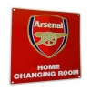 ARSENAL Football Club Official Home Changing Room Sign