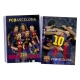 BARCELONA Football Club Official A4 Notebook 511325066