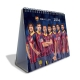 BARCELONA Football Club Official Desktop Calendar 2014 CS1412