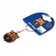 BARCELONA Football Club Official Keyring a25krcba