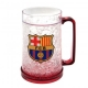 BARCELONA Football Club Official Plastic Freezer Tankard u52freba