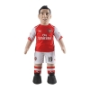 Official ARSENAL BuBuzz Plush Toy / Doll - S CAZORLA (19) SC-803 - 45cm
