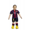 Official BARCELONA BuBuzz Plush Toy / Doll - A INIESTA (8) AN-601 2014/15