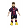 Official BARCELONA BuBuzz Plush Toy / Doll - G PIQUE (3) GP-701 2014/15