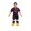 Official BARCELONA BuBuzz Plush Toy / Doll - L SUAREZ (9) LS-901 2014/15