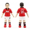 Official Manchester United Bubuzz Plush Toy / Doll - ROBIN VAN PERSIE (20)