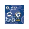 CHELSEA Football Club Official Button Badge Set a75butch