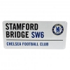 CHELSEA Football Club Official Street Sign f40ssich