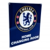 CHELSEA Football Club Official Home Changing Room Sign f50homch