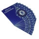 CHELSEA Football Club Official 10 Pack Christmas Cards r20ccach