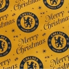CHELSEA Football Club Official Christmas Foil Gift Wrap r25cwrch