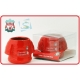 LIVERPOOL Football Club Official 3147 Sculptured Shirt Shaped Mug