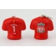 LIVERPOOL Football Club Official Stress Shirt Bag Charm 3147-008