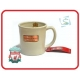 LIVERPOOL Football Club Official 3343 Plaque Mug