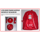 LIVERPOOL Football Club Official L5130 Junior Training Back Pack