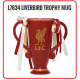 LIVERPOOL Football Club Official L7634 Liverbird Trophy Mug