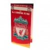 LIVERPOOL Football Club Official No.1 Liverpool FC Fan Card w12canlv