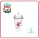 LIVERPOOL Football Club Official Reusable Cup 16Oz A1561
