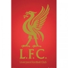 LIVERPOOL Football Club Official Poster Crest 43 SP0844