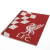 LIVERPOOL Football Club Official Note Book WH STNTBEPLIV