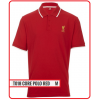 LIVERPOOL Football Club Official T018 Core Polo Shirts (RED) M Size