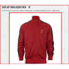 LIVERPOOL Football Club Official T022 Zip Thru Jacket (M-Red)