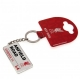 LIVERPOOL Football Club Official Street Sign Keyring a25krclvss