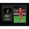 LIVERPOOL Football Club Official Picture Gerrard 16X12 b35pcllvgy