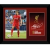 LIVERPOOL Football Club Official Picture Gerrard 16X12 b35pcllvgew