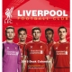 LIVERPOOL Football Club Official Desktop Calendar 2015 d47declv
