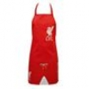 LIVERPOOL Football Club Official Kit Apron e50aprlv