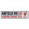 LIVERPOOL Football Club Official Window Sign LB f20winlv