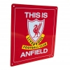 LIVERPOOL Football Club Official This is Anfield Sign f45icolv