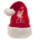 LIVERPOOL Football Club Official Santa Hat q45hatlv