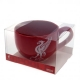 LIVERPOOL Football Club Official Cappucino Mug u12muclv