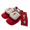 LIVERPOOL Football Club Official Velcro Boot Crib 9/12 w30vbclvd