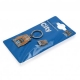 MANCHESTER CITY Football Club Official Keyring & Badge Set a30krsmc