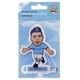 MANCHESTER CITY Football Club Official Air Freshner Aguero c25aipmcag