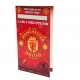 MANCHESTER UNITED Football Club Official No.1 Fan Card MO061