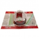 MANCHESTER UNITED Football Club Official 3D Stadium Pop-Up Card MU066