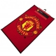 MANCHESTER UNITED Football Club Official Rug i25rugmu