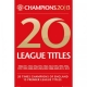 MANCHESTER UNITED Football Club Official Poster 20 League Titles 3 SP0937